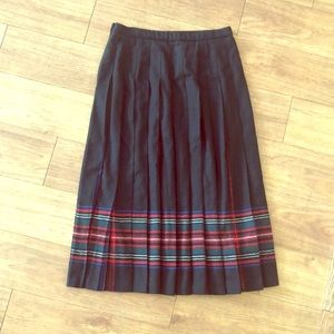 Authentic Wool Pendleton Skirt size 12